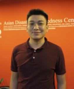 Mr. Hokim Cuong of IUCN