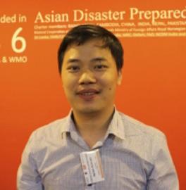 Mr. Nguyen Xuan Lam of IWE
