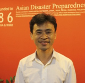 Mr. Terith Chy of The Asia Foundation