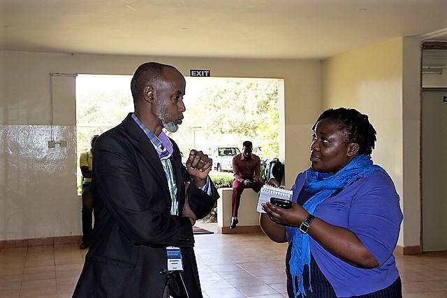 Dorah Nesoba interviews Dr. Hassan