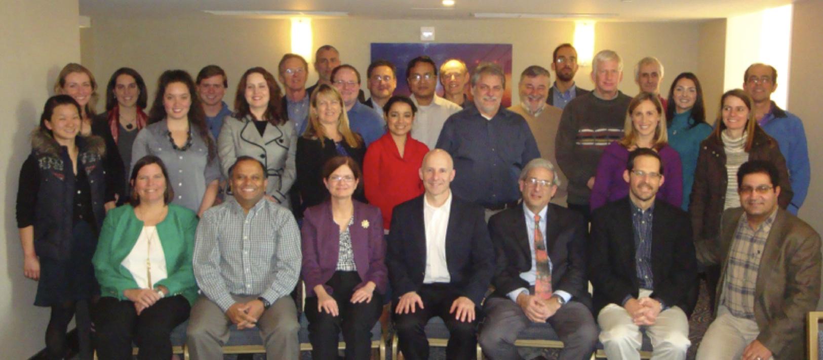 SERVIR AST Annual Meeting Group Photo