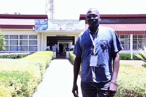 Chris Imana of Turkana County, Kenya