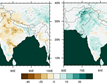 Seasonal Prediction of HKH Hydrological Extremes with the South Asia Land Data Assimilation System