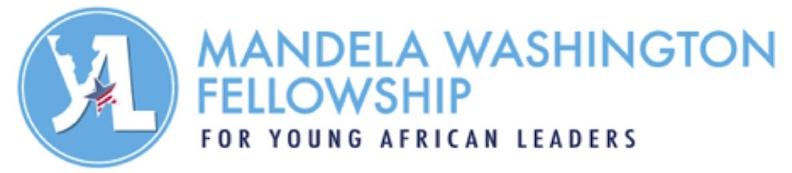 Logo bar for Mandela Washington Fellowship