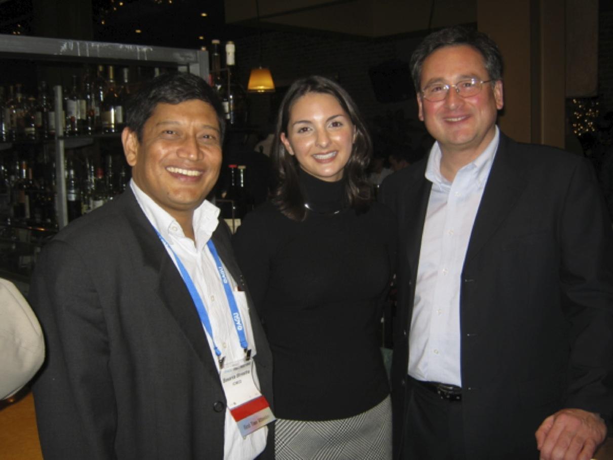 Shrestha Albers and Ceccato at AGU