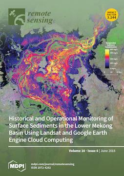 Small cover image of Remote Sensing magazine